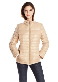 Calvin Klein Women's CK Classic Short Packable Jacket