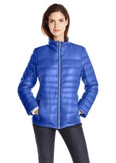 Calvin Klein Women's CK Classic Short Packable Jacket