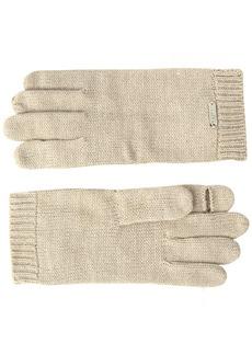 Calvin Klein Women's Ck Logo Gloves