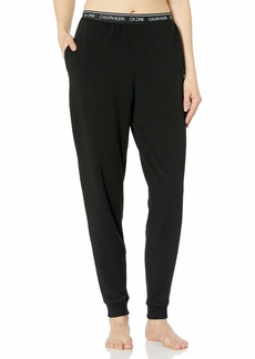 Calvin Klein Women's CK One Cotton Jogger Sweatpants  XS