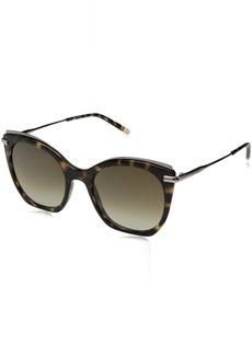 Calvin Klein Women's CK1238S Cat-Eye Sunglasses