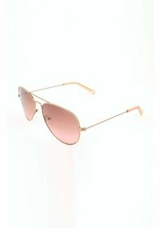 Calvin Klein Women's CK19134S Aviator Sunglasses