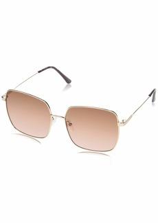 Calvin Klein Women's CK19135S Square Sunglasses