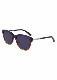 Calvin Klein Women's CK19524S Square Sunglasses