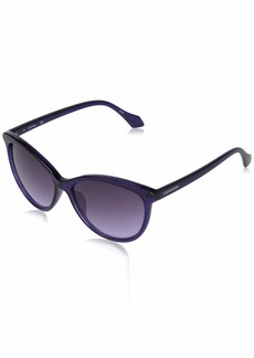Calvin Klein Women's CK19534S Cat-Eye Sunglasses