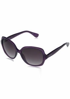 Calvin Klein Women's CK19538S Square Sunglasses