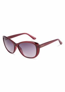Calvin Klein Women's CK19560S Oval Sunglasses