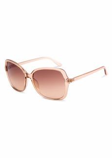 Calvin Klein Women's CK19561S Rectangular Sunglasses