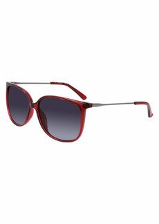 Calvin Klein Women's CK20709S Square Sunglasses