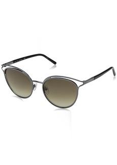 Calvin Klein Women's CK2158S Cat-Eye Sunglasses