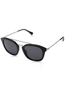 Calvin Klein Women's CK3195S Oval Sunglasses