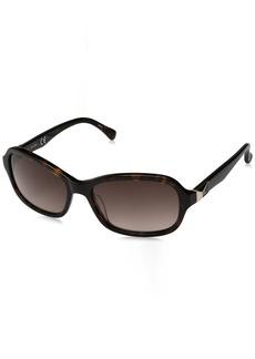 Calvin Klein Women's CK4290S Rectangular Sunglasses