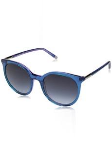 Calvin Klein Women's CK4355S Cat-Eye Sunglasses