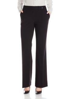 Calvin Klein Women's Classic-Fit Suit Pant