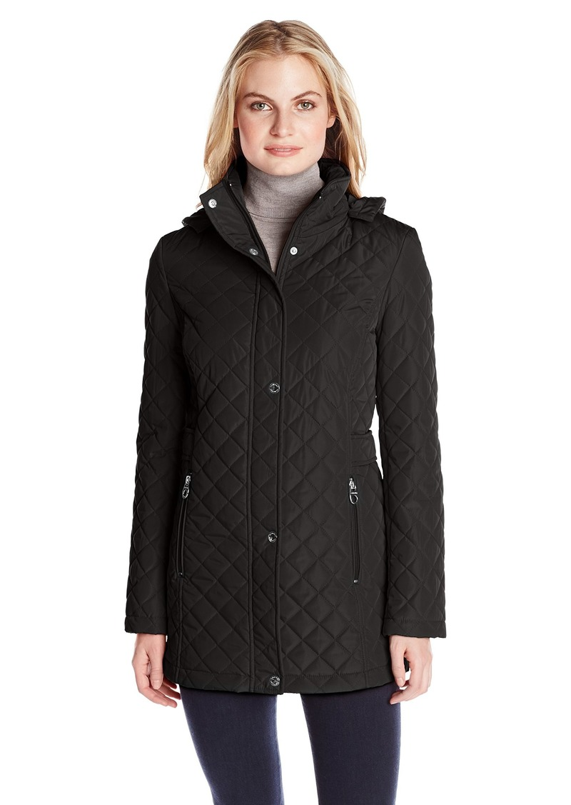 9ff4efb82 Women's Classic Quilted Jacket with Side Tabs