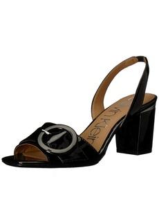 Calvin Klein Women's Claudia Heeled Sandal  7.5 Medium US