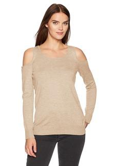 Calvin Klein Women's Cold Shoulder Sweater  M