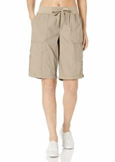 Calvin Klein Women's Convertible Cargo Bermuda Short