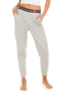 Calvin Klein Women's Cotton 1981 Bold Lounge Jogger Pants