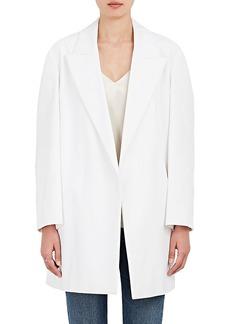 Calvin Klein Women's Cotton Twill Trench Coat
