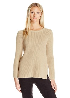 Calvin Klein Women's Crewneck Lurex Sweater  L