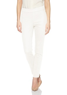 Calvin Klein Women's Cropped Pull on Pant  XL