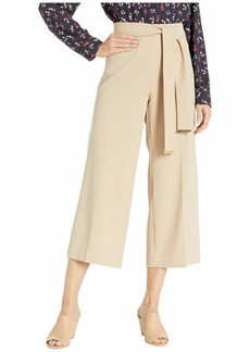 Calvin Klein Women's Culotte with Tie Belt