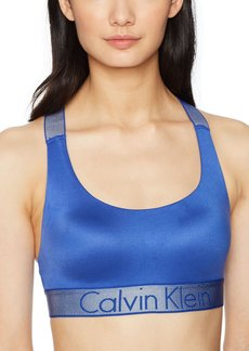 Calvin Klein Women's Customized Stretch Lightly Lined Bralette