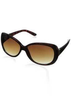 Calvin Klein Women's CWR648S Rectangular Sunglasses  59 mm