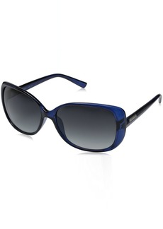 Calvin Klein Women's CWR670S Rectangular Sunglasses  60 mm