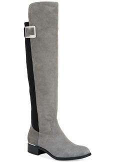 Calvin Klein Women's Cyra Wide-Calf Over-The-Knee Boots Women's Shoes