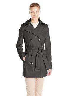 Calvin Klein Women's Db Trench Coat