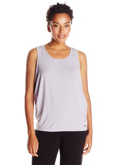 Calvin Klein Women's Elevate Short Sleeve Lounge Top