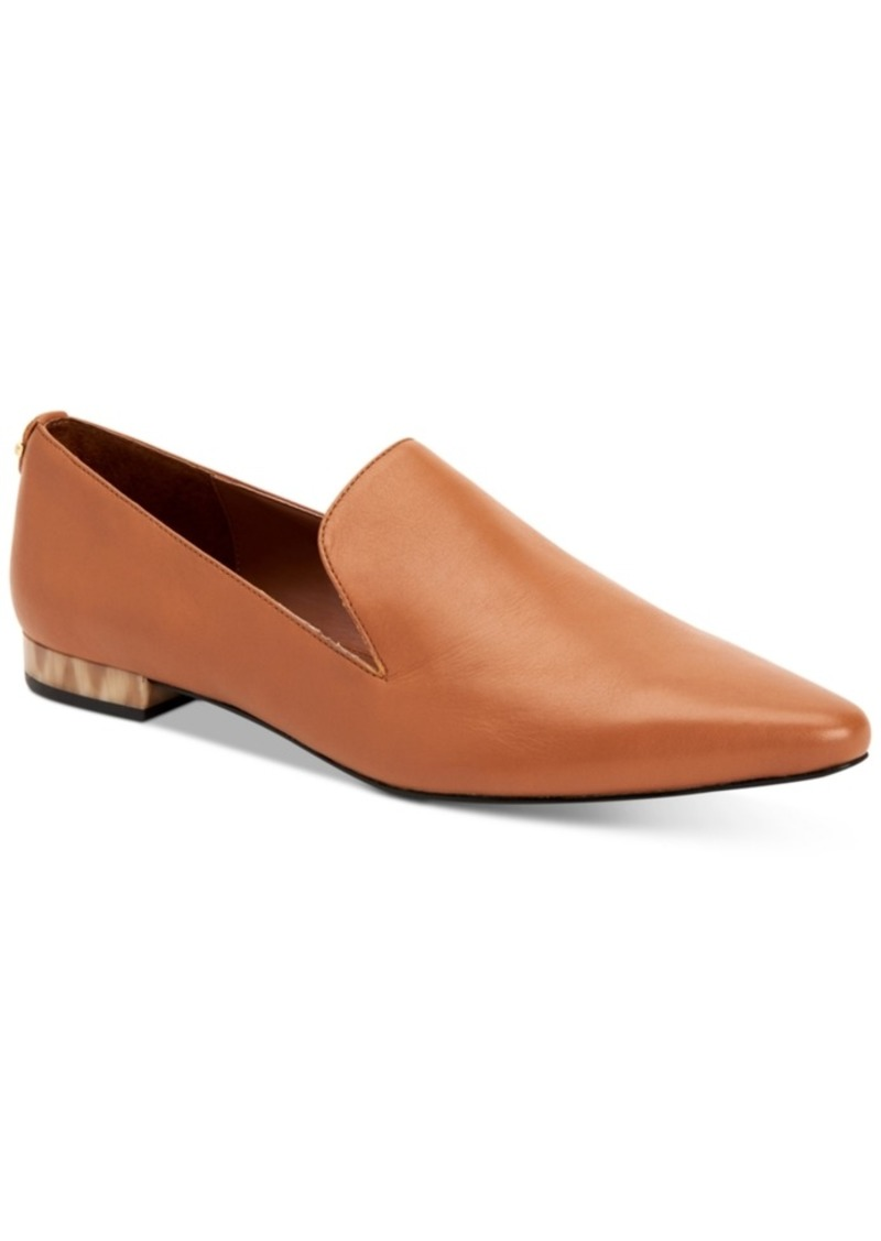 a28bbbf0ae7 Calvin Klein Women s Elin Pointed-Toe Flats Created for Macy s Women s Shoes
