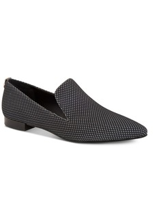 Calvin Klein Women's Elin Pointed-Toe Smoking Flats Women's Shoes