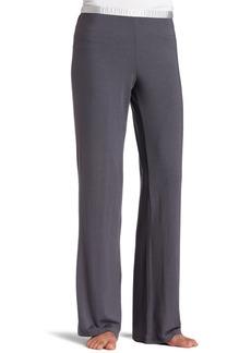 Calvin Klein Women's Essential Satin Pajama Pant