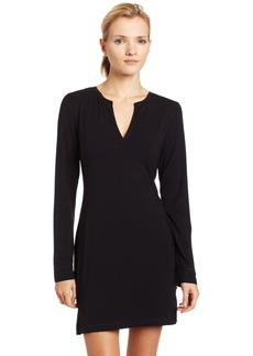 Calvin Klein Women's Essentials Long Sleeve Night Dress