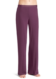 Calvin Klein Womens Essentials with Satin Pajama Pant
