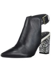 Calvin Klein Women's EVENAH Ankle Boot  6.5 Medium US