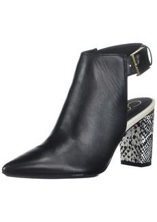 Calvin Klein Women's Evenah Ankle Boot  7.5 Medium US