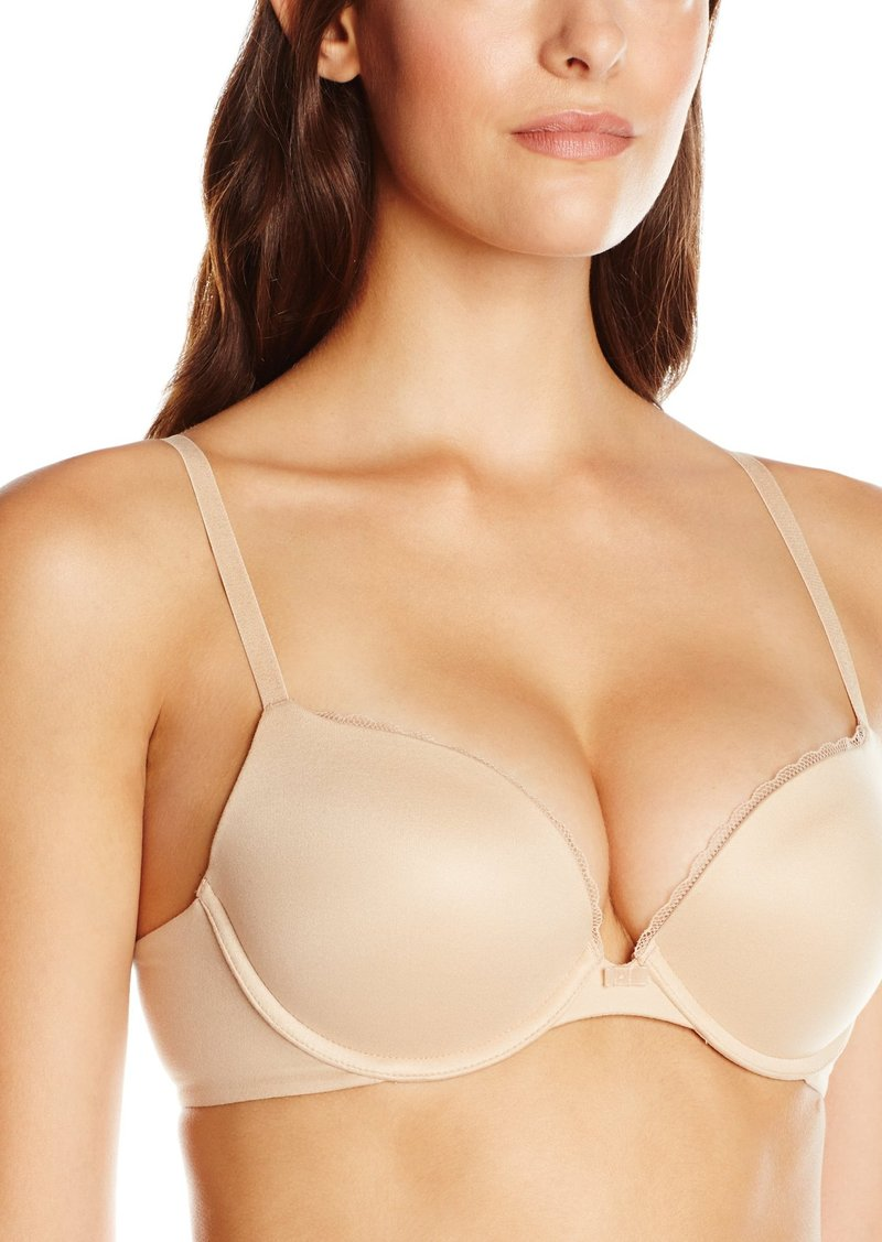 46c0a3bd15f7e Calvin Klein Calvin Klein Women s Every Day Push up Plunge Bra 36DD ...