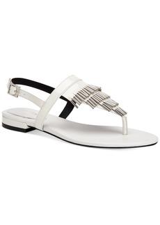 Calvin Klein Women's Evonie Flat Sandals Women's Shoes