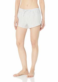 Calvin Klein Women's Fashion Cotton Tencels Sleep Short  S