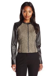 Calvin Klein Women's Fashion Novelty Jacket