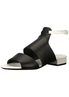 Calvin Klein Women's Fernanda Sandal   Medium US