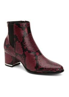 Calvin Klein Women's Fioranna Booties Women's Shoes