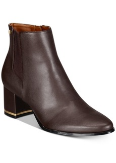 Calvin Klein Women's Fioranna Booties Women's Shoes