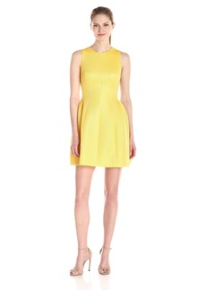 Calvin Klein Women's Fit and Flare Dress