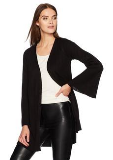 Calvin Klein Women's Flare Sleeve Cardigan  L