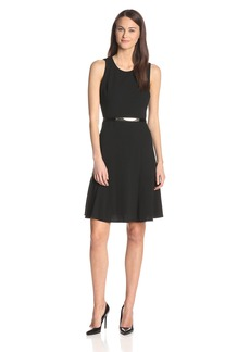 Calvin Klein Women's Flared Dress